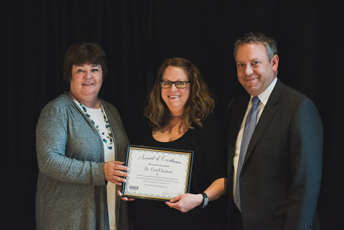 excellence in community based teaching and learning